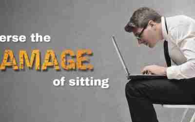 Reverse the Damage of Sitting